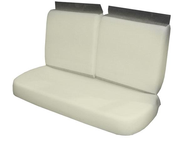 1971-1972 Chevelle Front Bench Seat Foam Set