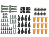 1970-1972 Chevelle Interior Hardware Screw Kit