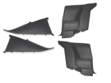 1970-1974 Camaro Interior Side Panel Kit Black
