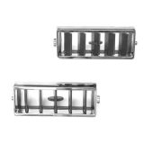 1969-1972 Chevelle Center Air Conditioning Vents