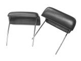 1969 Chevelle Bucket Seat Headrests