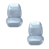 1968 Camaro Deluxe Bucket Seat Covers, Black