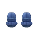 Seat Covers, PUI, 1970-1981