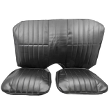 1971-1972 Camaro Standard Rear Seat Covers, Blue M09