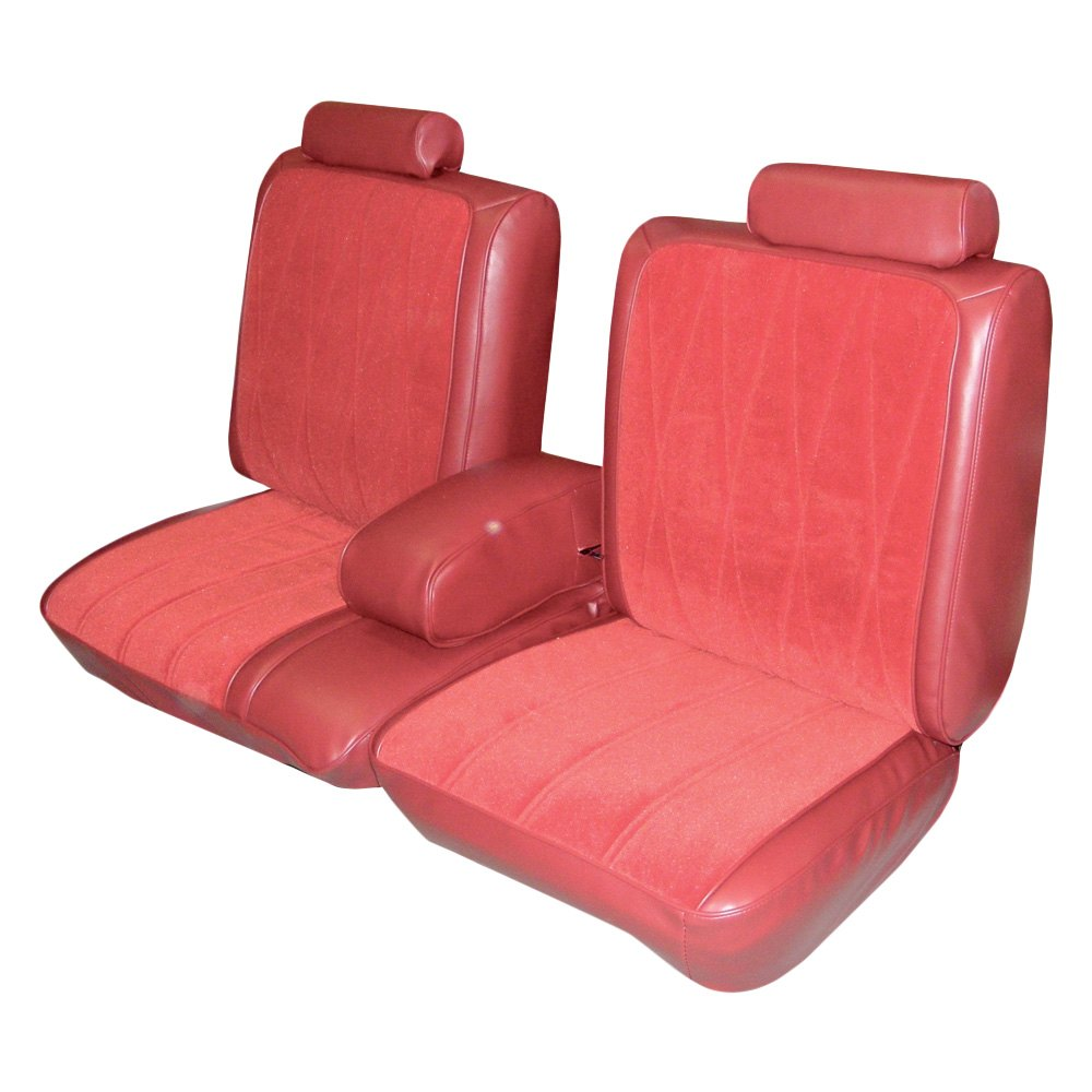 1978 Oldsmobile Cutlass Supreme 55 45 Split Bench Seat
