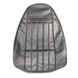 1980-1981 Camaro Standard Bucket Seat Covers, Black S70