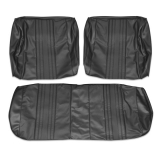 1972 Nova Seat Covers Front Bench Dark Green