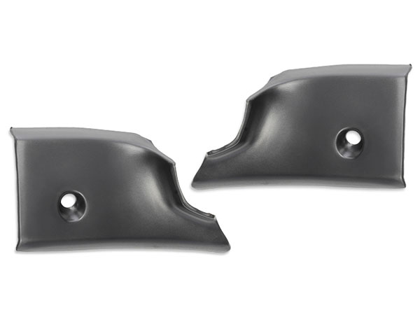 1968-1972 Chevelle Rear Window Corners