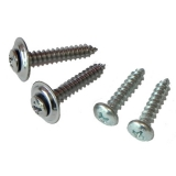 1969 Chevrolet Rear Arm Rest Panel Screw Kit