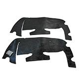 1967-1968 Camaro Control Arm Dust Shields