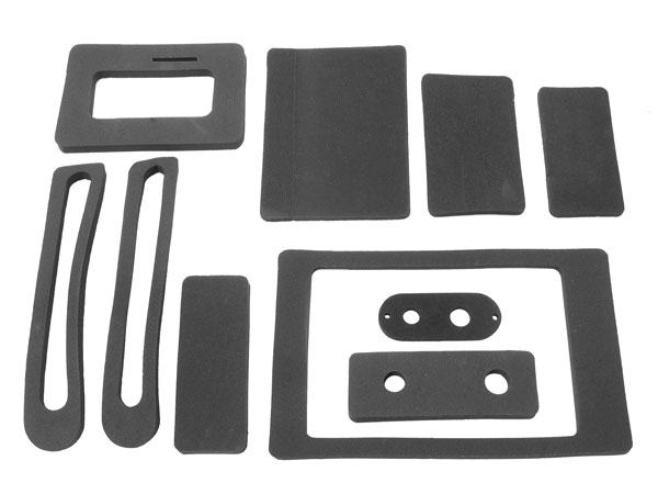 1967-1981 Camaro V8 Without Air Conditioning Heater Box Seal Kit