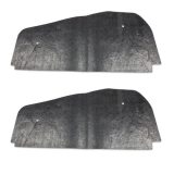 1973-1977 Chevelle A Arm Dust Shields