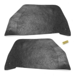 1964-1965 Chevelle A Arm Dust Shields