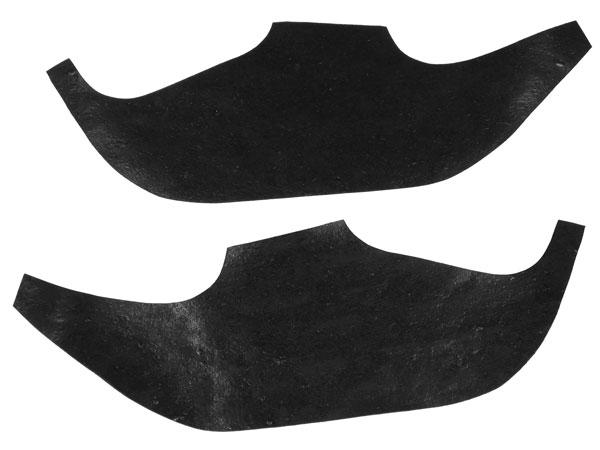 1970-1974 Nova A Arm Dust Shields