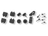 1967-1969 Camaro Rubber Stopper Kit