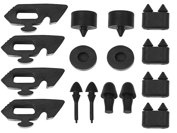 1968-1972 Chevelle Rubber Stopper Kit