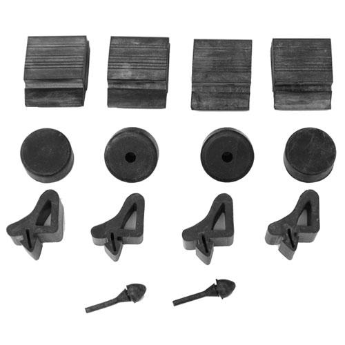 1962-1965 Nova Rubber Stopper Kit