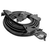 1973-1977 Chevelle Door Opening Weatherstrip, Front, 4 Door Hardtop