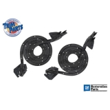 1968-1969 Camaro Door Weatherstrip Trim Parts Ultra Soft