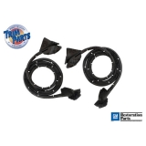 1970-1981 Camaro Door Weatherstrip Trim Parts Ultra Soft