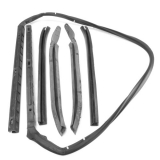 1964-1965 Chevelle Convertible Top Weatherstrip Kit