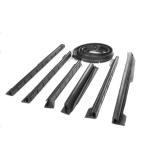 1968-1972 Chevelle Convertible Top Weatherstrip Kit