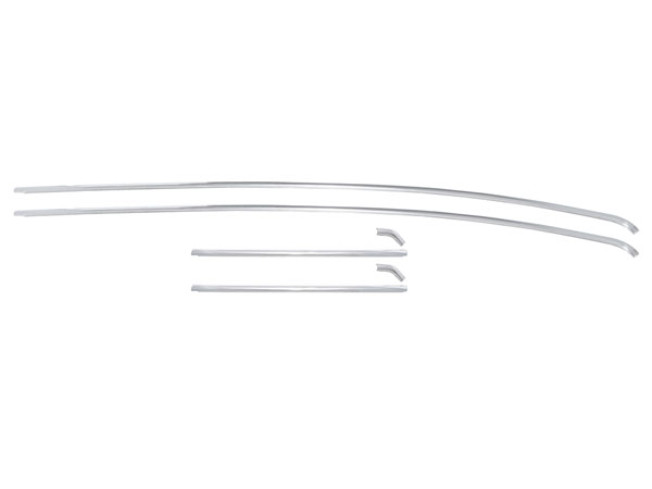 1968-1969 Chevelle Roof Drip Molding Kit