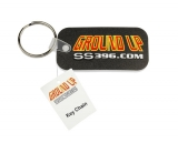 Ground Up SS396.com Keychain