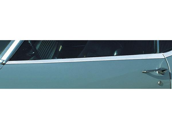 1968 Camaro Door Ledge Molding