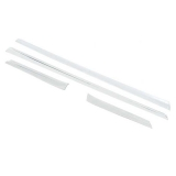 1968 Camaro Convertible Door Ledge Molding Kit