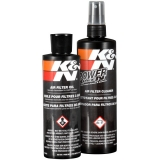 1967-1992 Camaro K&N Recharger Filter Care Service Kit with Squeeze Bottle Filter Oil