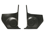 1964-1967 El Camino Kick Panel Speakers 80 Watt 3 Way No A/C