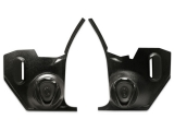 1968-1972 El Camino Kick Panel Speakers 300 Watt 2 Way No A/C