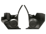 1968-1972 Chevelle Kick Panel Speakers 80 Watt 3 Way With A/C