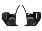 1968-1972 El Camino Kick Panel Speakers 80 Watt 3 Way No A/C