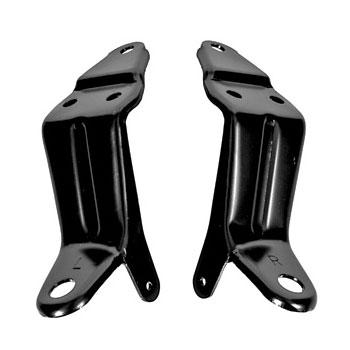 1969 Camaro Rally Sport Headlamp Bell Crank Support Brackets