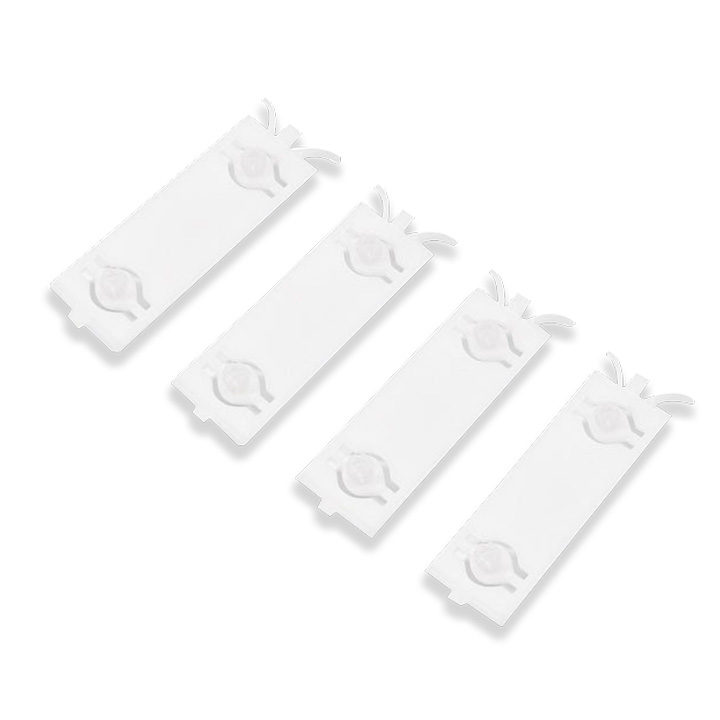 1978-1988 Camaro Small Body Side Molding Clips Set Of 4
