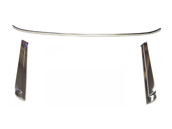 1968-1972 Chevelle Convertible Windshield Molding Kit