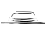1967-1969 Camaro Rear Window Molding Kit Reproduction
