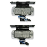 1969 Chevrolet Malibu Parking Lamp Kit Non SS
