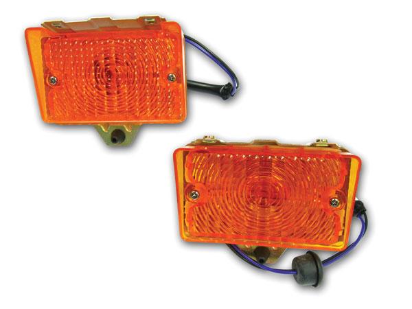1971-1972 Nova Parking Lamp Kit