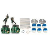 1967-1968 Camaro Standard, 1970-1973 Camaro Dakota Digital LED Tail Light Conversion Kit