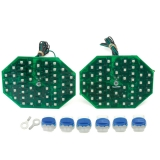 1974-1977 Camaro Dakota Digital LED Tail Light Conversion Kit