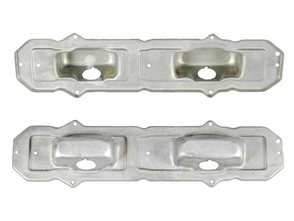 1967-1968 Camaro Tail Light Bezel Backing Plates