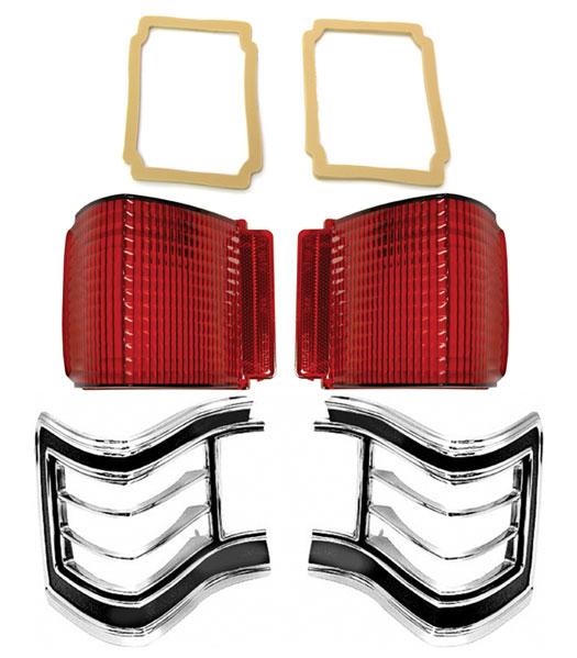 1967 Chevelle Tail Lamp Kit