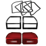 1969 Chevelle Tail Lamp Kit