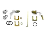 1966 Chevelle Complete Lock Kit