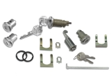 1968 Camaro Complete Lock Kit