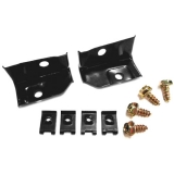 1970 Chevelle Headlamp Extension Mounting Brackets