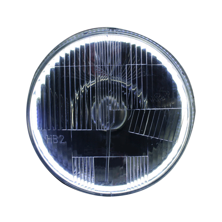 1964-1970 Chevelle 5 3/4 Inch LED Halo Headlight Set